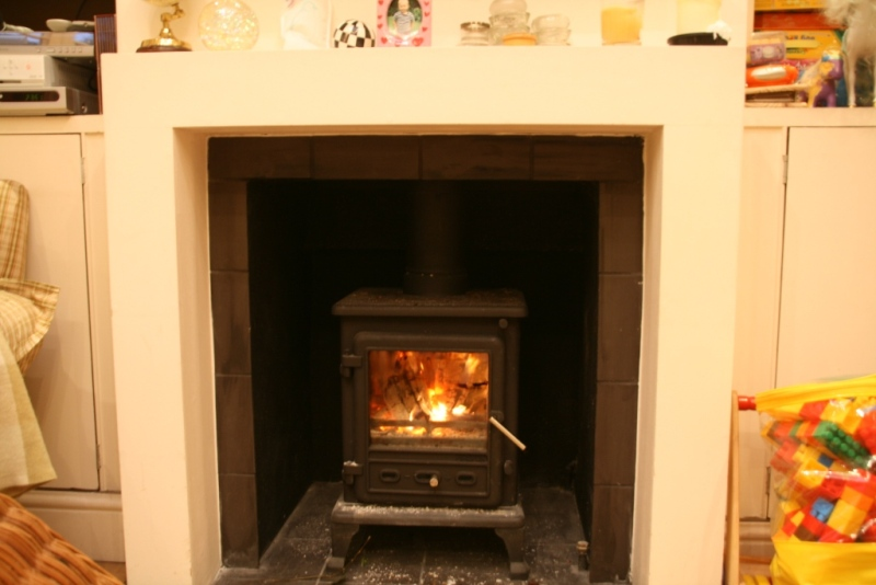 Firefox Stove in Wandsworth, London