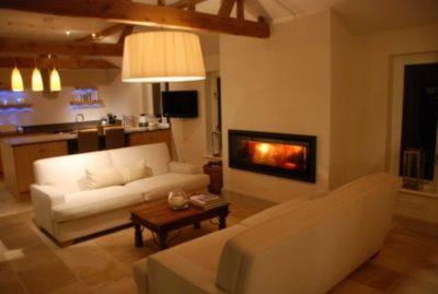 Stovax Riva Studio 3 inset wood burning fire