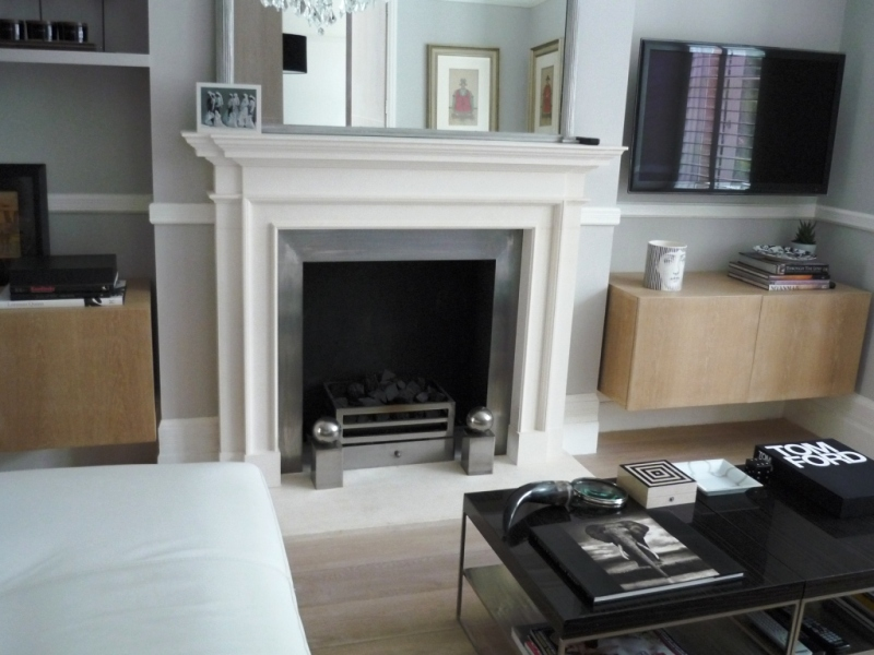 Six Fireplaces In One Exquisite House In Sw18 The Billington Partnership