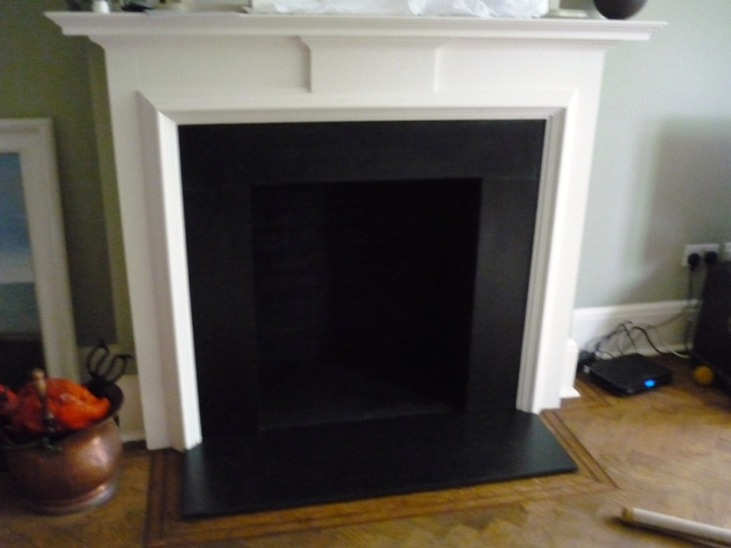 Fireplace Refurbishment in Hampstead, N6
