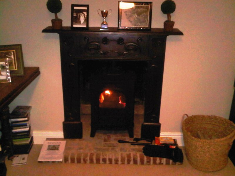 Stockton 6 Wood Burning Stove The Billington Partnership