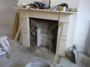 Fireplace Refurbishment in Wimbledon