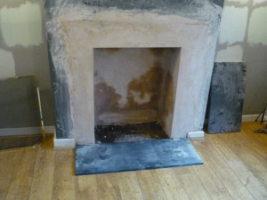 Ecoburn 5 Stove from Aarrow installation