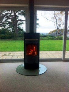 Hase Luno Wood Burning Stove