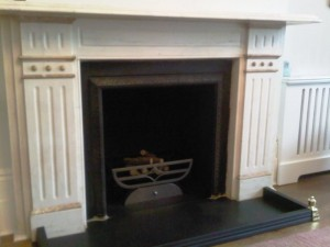 Caxton fire basket by Chesney's