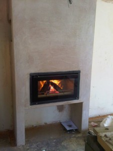Testing the Stovax Studio 1 wood burning stove