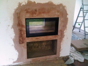 Stovax Studio 1 wood burning stove installation