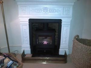 Chesney's 5Kw Salisbury stove