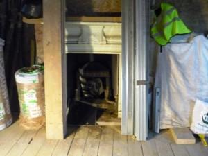 Refurbished Fireplace in Kensington