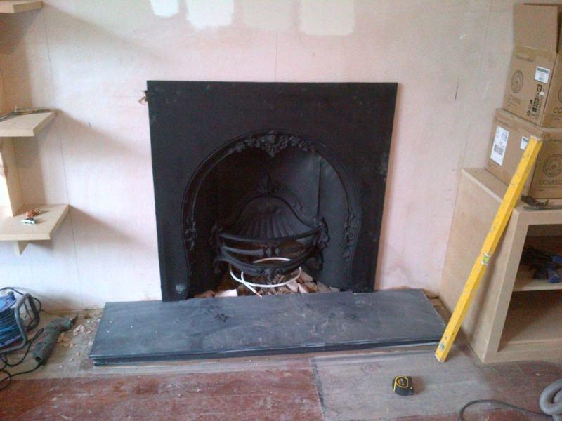 Classic Victorian Fireplace In Kingston Upon Thames The Billington Partnership