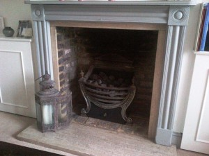 Aga Little Wenlock Classic Stove - Before