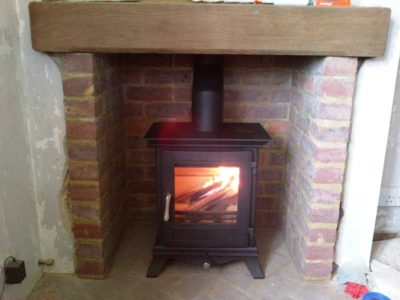Beaumont 4KW stove from chesney's