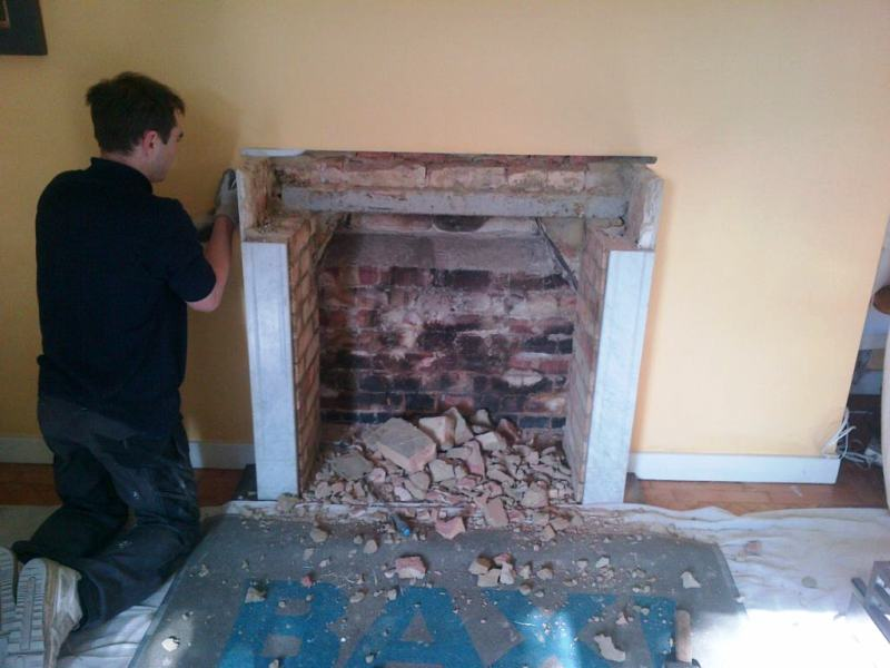Fireplace Design removing fireplace : Removing Fireplace Surround – Fireplace Ideas Gallery Blog