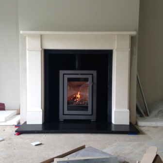 Contura i4 FS modern stove