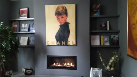 Gazco Studio 2 balance flue fire