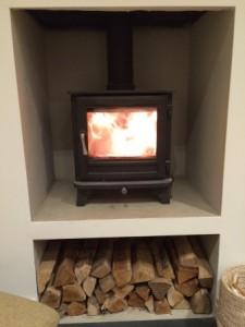 Salisbury 5kw stove