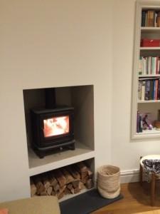 Salisbury 5kw stove from Chesneys