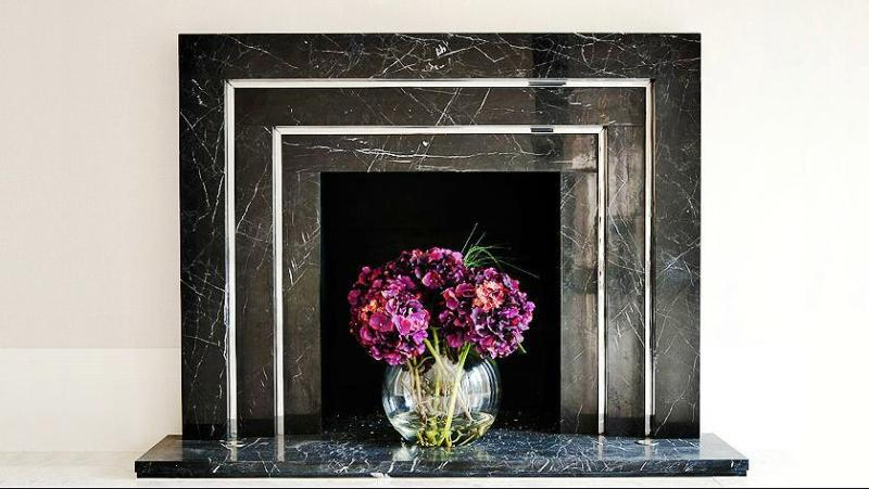Bespoke marble fireplace designs and installation