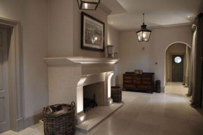 Bathstone-fireplace-surround-hallway